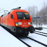 182 017 als S Bahn nach DH
