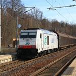 285 105 mit letztem Vollzug nach Weißenborn in DKC