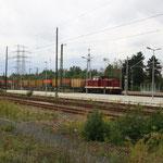 204 311 mit Koksleerzug in Heidenau