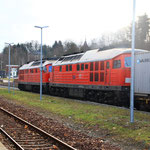 .... 232 254 mit Containergz in Oelsnitz