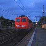 140 824 der EGP auf dem Weg nach Bad Schandau Ost in Pirna