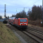 RB nach Riesa in Oberlichtenau
