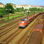 140 440 mit sehr verspäteten Gz aus Zwickau in Dresden Friedrichstadt