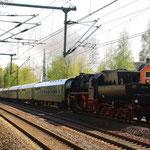52 8047 mit Sdz in Freiberg nach Nossen