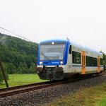 Freiberger Eisenbahn in Holzhau
