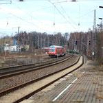 RB nach Chemnitz in Mittweida