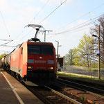 152 053 mit Mitschgz in Dresden-Cotta