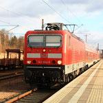 143 844 mit RB aus Leipzig in Reichenbach