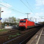 101 047 mit EC in Dresden-Cotta