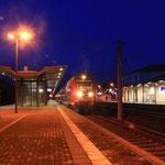 S1 nach Meißen Triebischtal in Pirna