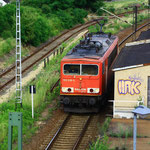155 038 Lz in Dresden Friedrichstadt