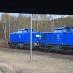 204 016 und 204 005 in Niederwiesa