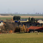 Samstagnachmittag Viadukt Colmnitz