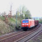 145 005 mit Autogz bei Colmnitz