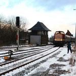 112 331 bei der Ankunft in Altenberg