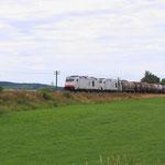 285 105 und 285 106 mit Kesselumleiter hinter Bischeheim Gersdorf