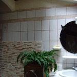La salle d'eau du 2ème étage