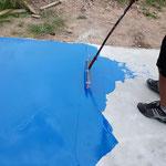 aplicacion de pintura en piso cementecio, Montevideo, R.O del URUGUAY, ap  plastificados