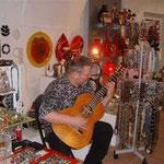 Gitarist Hr. Haidegger
