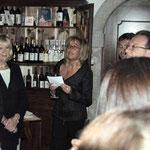 Gräfin Formentini mit Kreuzer