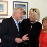 Geschäftsführer OON Herr Ing. Andreas Cuturi mit Frau Kreuzer