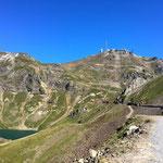Pic du Midi de Bigorre et le lac d'Oncet