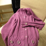 "Mädchenjacke aus 7 Kn. Filatura di Crosa ""Zara"", Frau M. Schwaiger"