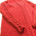 """Damenwinterpulli aus """"Orginal Tweed"""" von Silke, Fr. K. Ebner"""