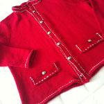 "Jacke aus 16 Kn. ""Zara"" von Filatura di Crosa, Fr. E. Seelmann"