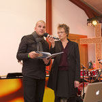 Sabine Langenbach und Michael Stahl