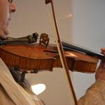 Eli an der Geige 1
