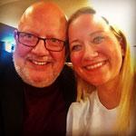 Wunderschönes Wiedersehen mit Tochter Sarah-Juliane