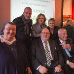 Sr. Teresa Zukic, Michael Stahl, Bianca App, Sabine Langenbach, Josef Müller und Waldemar Grab