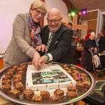 Reinhild Singer, Gattin des Bäckermeisters weiß wie es geht!