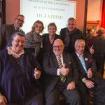 Sr. Teresa Zukic, Markus Stradner, Bianca App, Sabine Langenbach, Michael Stahl, Josef Müller und Waldemar Grab