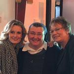 Bianca App, Sr. Teresa Zukic und Sabine Langenbach