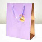 арт. BK1003-C2 Пакет для подарков Сиреневый 32*26*12 см. Оптовая цена 65 руб.