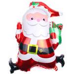 """Фольгированная фигура Falali Санта с подарками, размер 47"""" #15217. Цена 115 руб."""