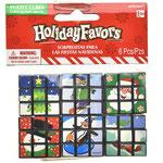 Игра-головоломка Кубик Новый Год, 6 шт. в наборе. Цена: 227 руб.