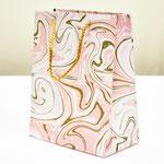 арт. 1914-M-WK Пакет для подарков Нежность 23*18*10 см. Оптовая цена 40 руб.