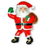 """Фольгированная фигура Flexmetal Дед Мороз с мешком, размер 32"""" #901521. Цена 120 руб."""