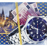 1-10-0167 Конверты Часы, 10 шт. #61308