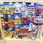 Коллекция товаров для праздника: «Пираты»