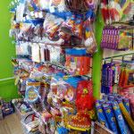 Товары для детских праздников (тарелки, стаканы, салфетки, колпаки и т.п.) по коллекциям