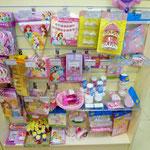 Коллекция товаров для праздника: «Дисней Принцессы»