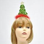 Ободок для новогоднего праздника Новогодняя ёлочка. Стоимость: 128 руб.