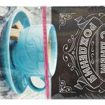 1-30-0170 Конверты с Днём Рождения Кофе, 10 шт. #61409