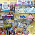 Коллекция товаров для праздника: «Холодное сердце»