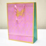 арт. 0595.298 Пакет для подарков Премиум Бабочка 26*36*12 см. Оптовая цена 85 руб.