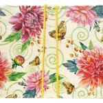 1-30-0130 Конверты Цветы, 10 шт. #61395